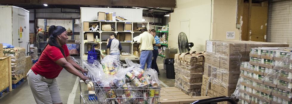 Commodity Supplemental Food Program
