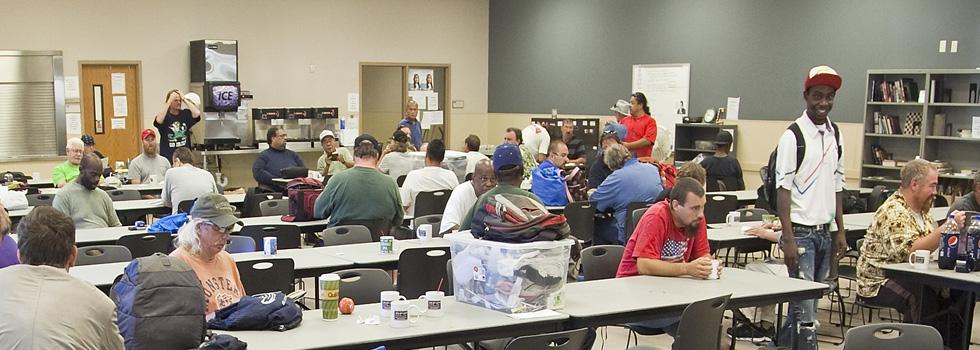 Homeless Resource Center - United Methodist Open Door, Inc